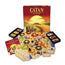 Juego de mesa Catan