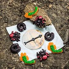 Ruleta rusa de insectos de gominola