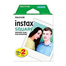 Pack doble de película instantánea Fujifilm Instax Square
