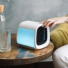 evaCHILL: el climatizador evaporativo personal