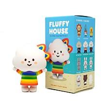Muñecos coleccionables Mr. White Cloud Mini serie 1