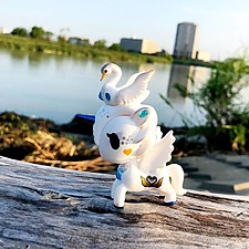 Figuritas de unicornios de Tokidoki en caja sorpresa serie 8