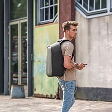 Bobby Hero: la mochila antirrobo mediana
