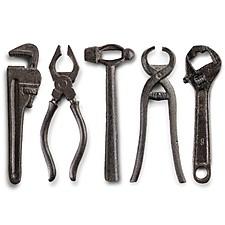 Abrebotellas originales con forma de herramientas