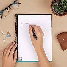 Rocketbook Fusion: el cuaderno digital reutilizable A5