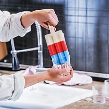 Esponja con forma de helado
