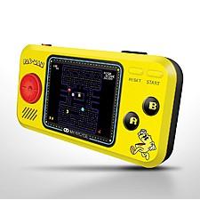 Mini consola Pac-Man con licencia oficial