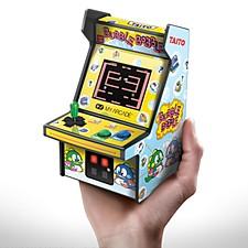 Mini consola arcade Bubble Bobble con licencia oficial