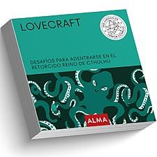 Lovecraft. Desafíos para adentrarse en el retorcido mundo de Cthulhu