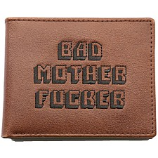 Cartera Bad Mother Fucker de Pulp Fiction