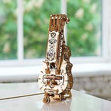 Kit para montar una zanfoña de madera