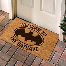 Felpudo de Batman Wellcome to the Batcave