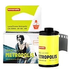 Película 35mm LomoChrome Metropolis 135