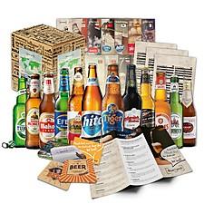 Pack de 12 cervezas del mundo