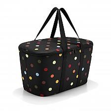 Bolsa isotérmica de picnic con topos