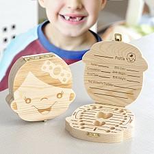 Caja de recuerdos para bebé