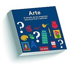 Arte, el desafío de las preguntas para divertirse y aprender