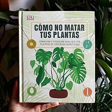 Guía: Cómo no matar tus plantas.