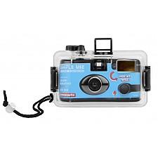 Cámara de fotos de uso simple y acuática