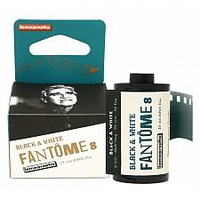 Película Fantome Kino B&W 35 mm ISO 8