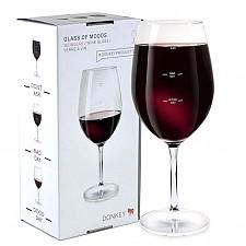 Copa de vino original con estados de ánimo