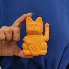 Gato de la suerte japonés mini
