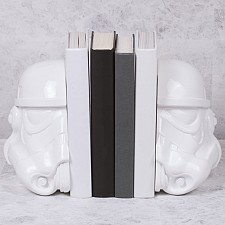 Sujetalibros Original con forma de Stormtrooper