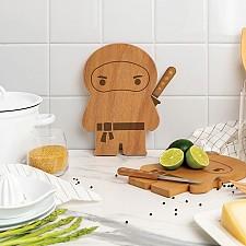 Tabla de cortar con cuchillo Ninja