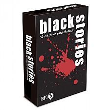 Black Stories edición 50 misterios escalofriantes