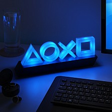 Lámpara de sobremesa PlayStation PS5 Icons
