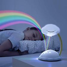 Proyector arcoíris con luz LED