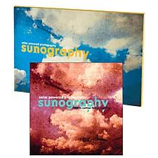 Papel y Tela Fotosensible, 'Sunography'