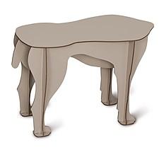 Taburete de Diseño Ibride Sultán