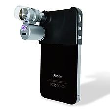 Mini Microscopio para iPhone 4