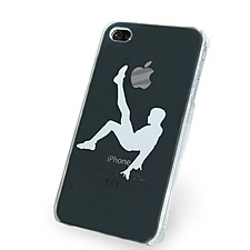 "Funda para iPhone 4 ""Interactive Logo"" de Custom Covers"