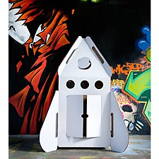 "Casa Cohete ""Rocket"" de Kidsonroof"