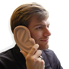 "Funda de Oreja para iPhone 4 ""Ear iPhone"""