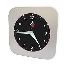 Reloj de Pared Detector de Humo
