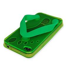 iPhone 4 Flip-Flop Case