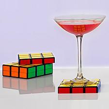 Posavasos de Rubik
