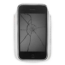 Funda para iPhone Pantalla Rota