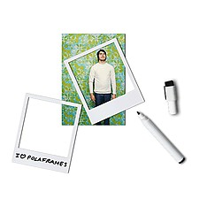 Polaframes Magnetic Photo Frames