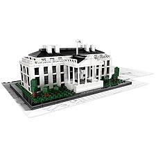 """LEGO Architecture """"La Casa Blanca"""""""