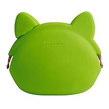 "Monedero ""mimi POCHI CAT"" Verde"