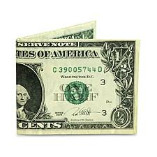 """Cartera Mighty Wallet """"Medio Dólar"""""""