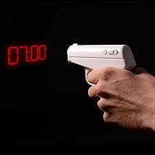 Reloj Despertador Agente Secreto