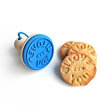 "Sello para galletas ""I Love You"""