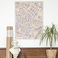 Mapa de Chueca