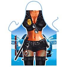 """Delantal Sexy """"Mujer Policía"""""""