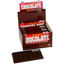 Calculadora Solar de Chocolate, 'Choc-u-lator'